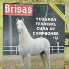 Coleccionismo de Revistas y Periódicos: REVISTA BRISAS. Lote 260881120