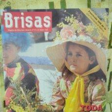 Coleccionismo de Revistas y Periódicos: REVISTA BRISAS. Lote 260916725
