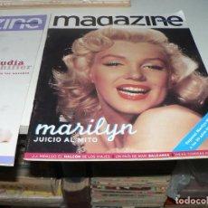 Coleccionismo de Revistas y Periódicos: LOTE DE REVISTA MAGAZINE SON DOS REVISTAS. Lote 261559945