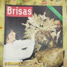 Coleccionismo de Revistas y Periódicos: REVISTA BRISAS. Lote 261817010