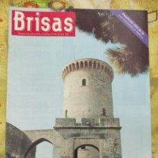 Coleccionismo de Revistas y Periódicos: REVISTA BRISAS. Lote 261817560
