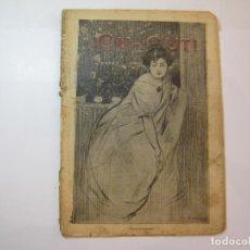 Coleccionismo de Revistas y Periódicos: REVISTA CU CUT-Nº 40-PORTADA ILUSTRADA PER RAMON CASAS-VER FOTOS-(V-22.744). Lote 261843890