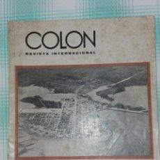 Coleccionismo de Revistas y Periódicos: COLON REVISTA INTERNACIONAL, AÑO IV - BARCELONA - Nº 30, DICIEMBRE 1934, HITLER, RUDOLFO HESS, OTTO. Lote 261846925