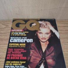 Coleccionismo de Revistas y Periódicos: GQ: CAMERON DÍAZ. Lote 261874285