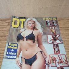 Coleccionismo de Revistas y Periódicos: DT: VICTORIA SILVSTEDT, BIKINIS. Lote 261875670