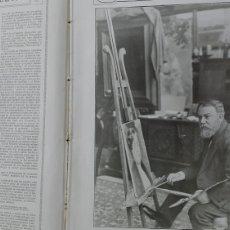 Coleccionismo de Revistas y Periódicos: REVISTA 1914. JOAQUÍN SOROLLA- GUERRA DEL RIF- WAGNER Y SU DRAMA PARSIFAL. Lote 261957825