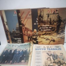 Coleccionismo de Revistas y Periódicos: FASCÍCULOS ABC. Lote 262316190