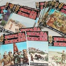 Coleccionismo de Revistas y Periódicos: ESPAÑA EN SUS HEROES DE ORNIGRAF S.L. Lote 262354515