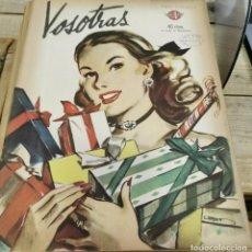 Coleccionismo de Revistas y Periódicos: REVISTA VOSOTRAS BUENOS AIRES 26 DE DICIEMBRE DE 1947 Nº 639. Lote 262613080