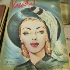 Coleccionismo de Revistas y Periódicos: REVISTA VOSOTRAS BUENOS AIRES 28 DE AGOSTO DE 1947 Nº 622. Lote 262621145