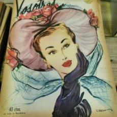Coleccionismo de Revistas y Periódicos: REVISTA VOSOTRAS BUENOS AIRES 19 SEPTIEMBRE DE 1947 Nº 625. Lote 262621615