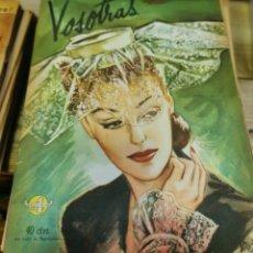 Coleccionismo de Revistas y Periódicos: REVISTA VOSOTRAS BUENOS AIRES 26 SEPTIEMBRE DE 1947 Nº 626. Lote 262621735