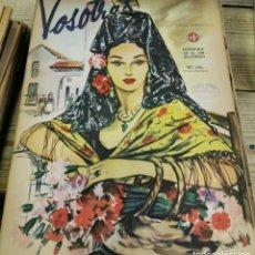 Coleccionismo de Revistas y Periódicos: REVISTA VOSOTRAS BUENOS AIRES 10 OCTUBRE DE 1947 Nº 628. Lote 262622350