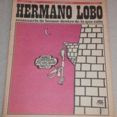 Coleccionismo de Revistas y Periódicos: REVISTA HERMANO LOBO - Nº 80 - AÑO II -- 1973. Lote 262630050