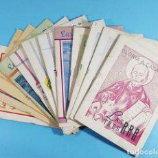 Coleccionismo de Revistas y Periódicos: 12 REVISTAS LAS TRES R.R.R. GLORIA A CALASANZ, ESCUELAS PIAS DE BARBASTRO AÑOS 60, ESCOLAPIOS, 3 RRR. Lote 262772755