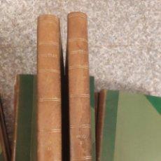 Coleccionismo de Revistas y Periódicos: REVISTA LECTURAS 1930. AÑO COMPLETO.. Lote 262816010
