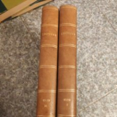 Coleccionismo de Revistas y Periódicos: REVISTA LECTURAS 1932. AÑO COMPLETO. Lote 262816900