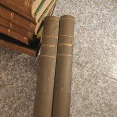 Coleccionismo de Revistas y Periódicos: REVISTA LECTURAS 1935. AÑO COMPLETO.. Lote 262818335