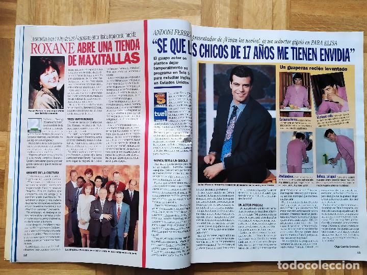 Coleccionismo de Revistas y Periódicos: REVISTA SUPERTELE 49. RAFFAELLA CARRA. GILA. CARRASCAL. LUKE PERRY JASON PRIESTLEY. RAMBO. ABIGAIL - Foto 5 - 262859565