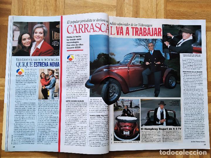Coleccionismo de Revistas y Periódicos: REVISTA SUPERTELE 49. RAFFAELLA CARRA. GILA. CARRASCAL. LUKE PERRY JASON PRIESTLEY. RAMBO. ABIGAIL - Foto 6 - 262859565