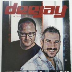 Coleccionismo de Revistas y Periódicos: DEEJAY Nº 159 - ABRIL 2011 (ÚLTIMO NÚMERO EN PAPEL). Lote 262892045