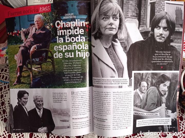 MICHAEL CHAPLIN CHARLES CHARLOT (Coleccionismo - Revistas y Periódicos Modernos (a partir de 1.940) - Otros)