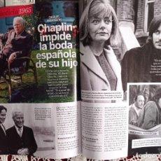 Coleccionismo de Revistas y Periódicos: MICHAEL CHAPLIN CHARLES CHARLOT. Lote 262905155