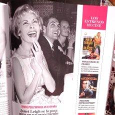 Coleccionismo de Revistas y Periódicos: JANET LEIGH JAMES BOND OO7 CLINT EASTWOOD SEAN CONNERY. Lote 262909815