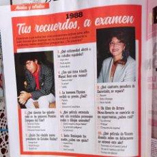 Coleccionismo de Revistas y Periódicos: PEDRO ALMODOVAR TITA CERVERA. Lote 262919665