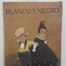 Colecionismo de Revistas e Jornais: REVISTA BLANCO Y NEGRO 1919. SANTANDER, BURGOS, NAVAS DEL MARQUÉS, JATIVA. SIMANCAS. SAN SEBASTIÁN. Lote 262930755