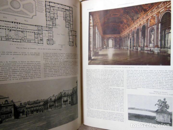 Coleccionismo de Revistas y Periódicos: LILLUSTRATION. 2 tomos. Janvier 1919 - Décembre 1919. - Foto 5 - 262931645