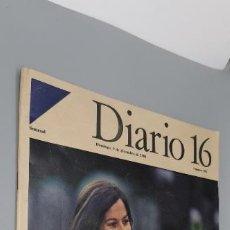 Coleccionismo de Revistas y Periódicos: EN VENTA DIRECTA REVISTA DIARIO 16 - Nº 168 (09-12-1984) - CARMEN ROMERO - LOS PRIMEROS MINISTROS DE. Lote 262951870