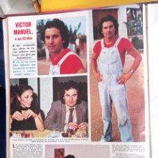 Coleccionismo de Revistas y Periódicos: ANA BELEN VICTOR MANUEL. Lote 263165825