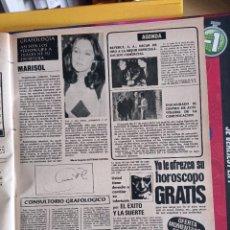 Coleccionismo de Revistas y Periódicos: PEPA FLORES MARISOL. Lote 263176020