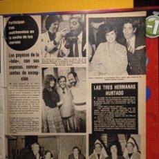 Coleccionismo de Revistas y Periódicos: LOS PAYASOS DE LA TELE MILIKI LAS HERMANAS HURTADO. Lote 263216540