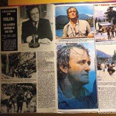 Coleccionismo de Revistas y Periódicos: FELIX RODRIGUEZ DE LA FUENTE. Lote 263216805