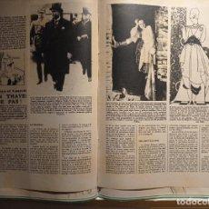 Coleccionismo de Revistas y Periódicos: LOS AÑOS LOCOS RAQUEL MELLER REINA DEL CUPLE CAPITULO LXIII JOAN CRAWFORD CLARK GABLE. Lote 263216890
