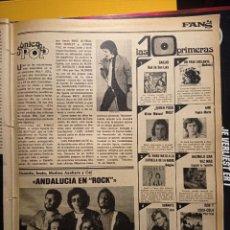 Coleccionismo de Revistas y Periódicos: CAI MARISOL BILLY JOEL PEDRO MARIN. Lote 263562180