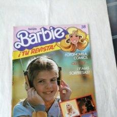 Coleccionismo de Revistas y Periódicos: REVISTA BARBIE N38 PÓSTER OLÉ OLÉ CÓMICS FORUM. Lote 263688935