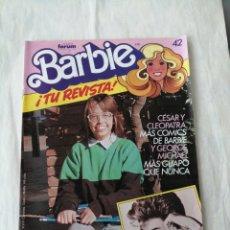 Coleccionismo de Revistas y Periódicos: REVISTA BARBIE N42 PÓSTER GEORGE MICHAEL CÓMICS FORUM. Lote 263690330