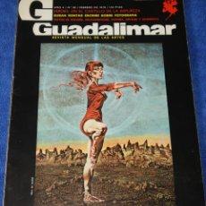 Coleccionismo de Revistas y Periódicos: GUADALIMAR Nº 39 - REVISTA MENSUAL DE LAS ARTES - FEBRERO DE 1979. Lote 263698795