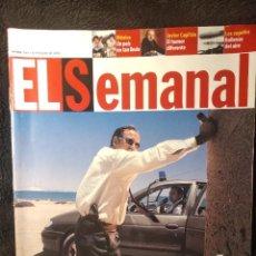 Coleccionismo de Revistas y Periódicos: EL SEMANAL #662 LA POLICIA DA LA CARA.2000. Lote 265551219