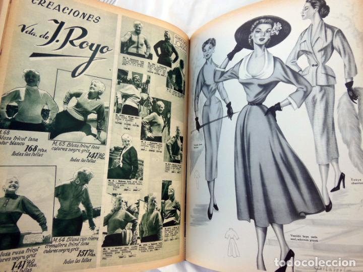 Coleccionismo de Revistas y Periódicos: REVISTA JORBA. 4 Tomos. Del número 1 al 60 (incluidos) Junio 1953 a Enero 1961 - Foto 4 - 262938285
