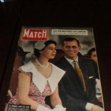 Coleccionismo de Revistas y Periódicos: PARIS MATCH - Nº 411 - 1957. Lote 267061749