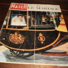 """Coleccionismo de Revistas y Periódicos: PARIS MATCH - Nº 579 - 14 DE MAYO 1960 - """"PRINCESS MARGARET"""". Lote 267062594"""