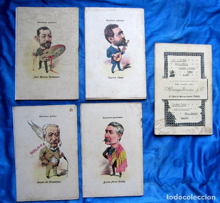 Coleccionismo de Revistas y Periódicos: 17 REVISTAS. REVISTA HEBDOMADARIA EL ARTE. DEL Nº 2 AL Nº 24. COMPLETAS. 1899. - Foto 13 - 267089999