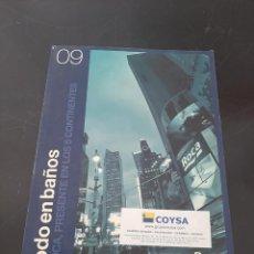 Coleccionismo de Revistas y Periódicos: TODO EN BAÑOS. Lote 267140554