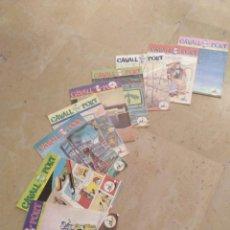 Coleccionismo de Revistas y Periódicos: CAVALL FORT DES DE EL N°1 AL 994. Lote 262731570
