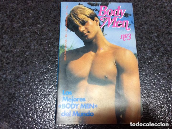 BODY MEN Nº 3 REVISTA GAY EROTICA AÑOS 90 (Coleccionismo - Revistas y Periódicos Modernos (a partir de 1.940) - Otros)