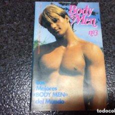 Coleccionismo de Revistas y Periódicos: BODY MEN Nº 3 REVISTA GAY EROTICA AÑOS 90. Lote 267892109